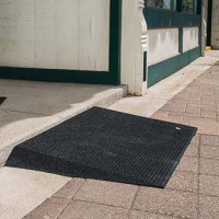 RAMP - TRANSITIONS ANGLED ENTRY MAT 2.5-IN (1 EA)