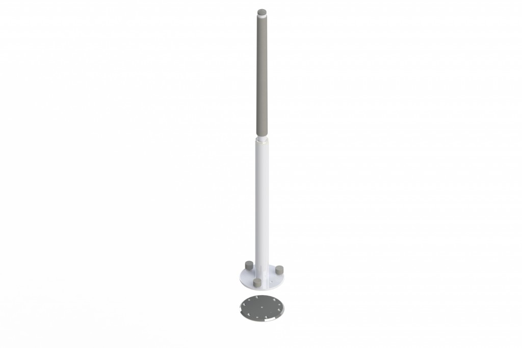 ADVANTAGE POLE BARIATRIC PORTABLE